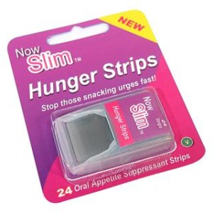 Now Slim Hunger Strips –  24 Strips