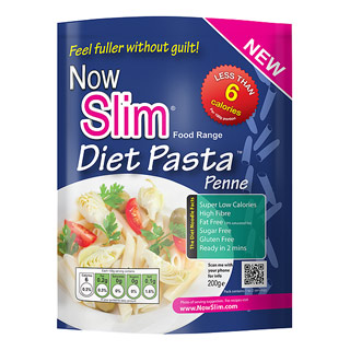 Now Slim Diet Pasta Penne 200g