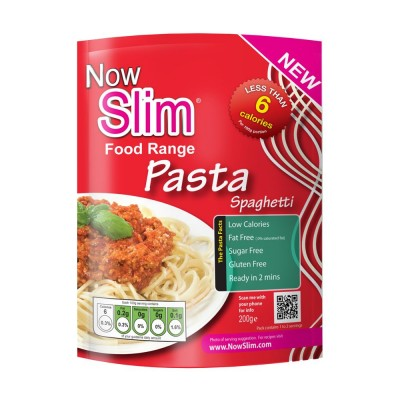 Now Slim Diet Pasta Spaghetti 200g