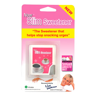 Now Slim Sweeteners – 300 Tablet Bundle