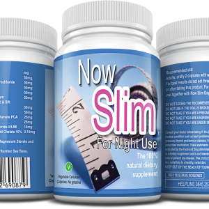 Now Slim for Night, 42 Slimming Capsules
