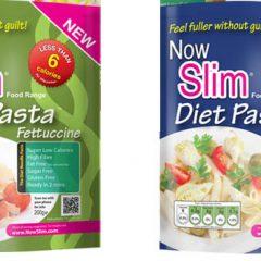 Now Slim Diet Fettuccine and Penne Pasta Bundle (14 servings)